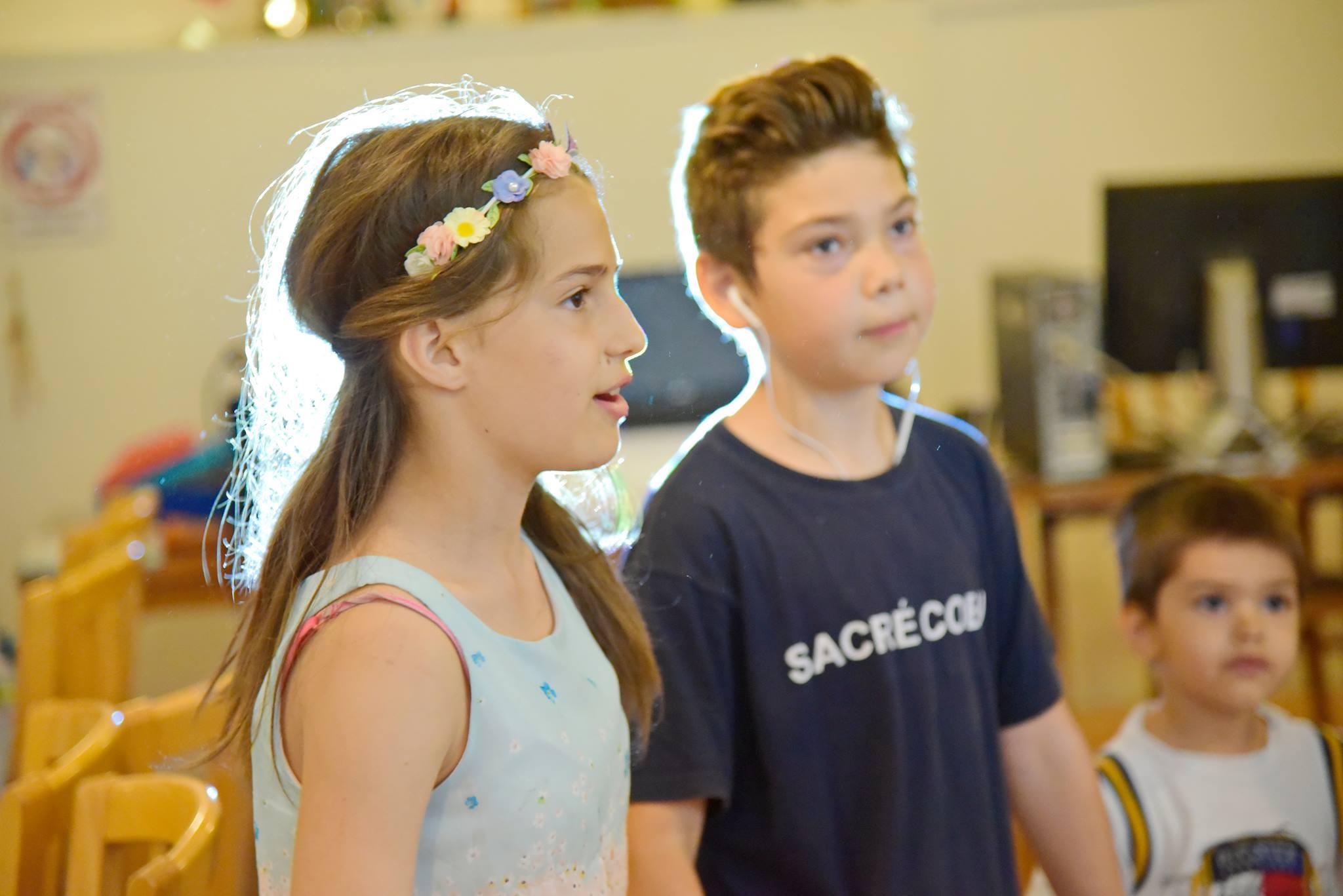 Program pentru copii la Centrul Cultural Austro Român Graz