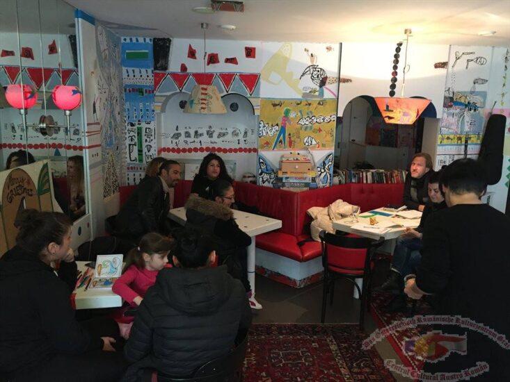 Deutsch-Kommunikationskurs bei CuntRa la Cultra