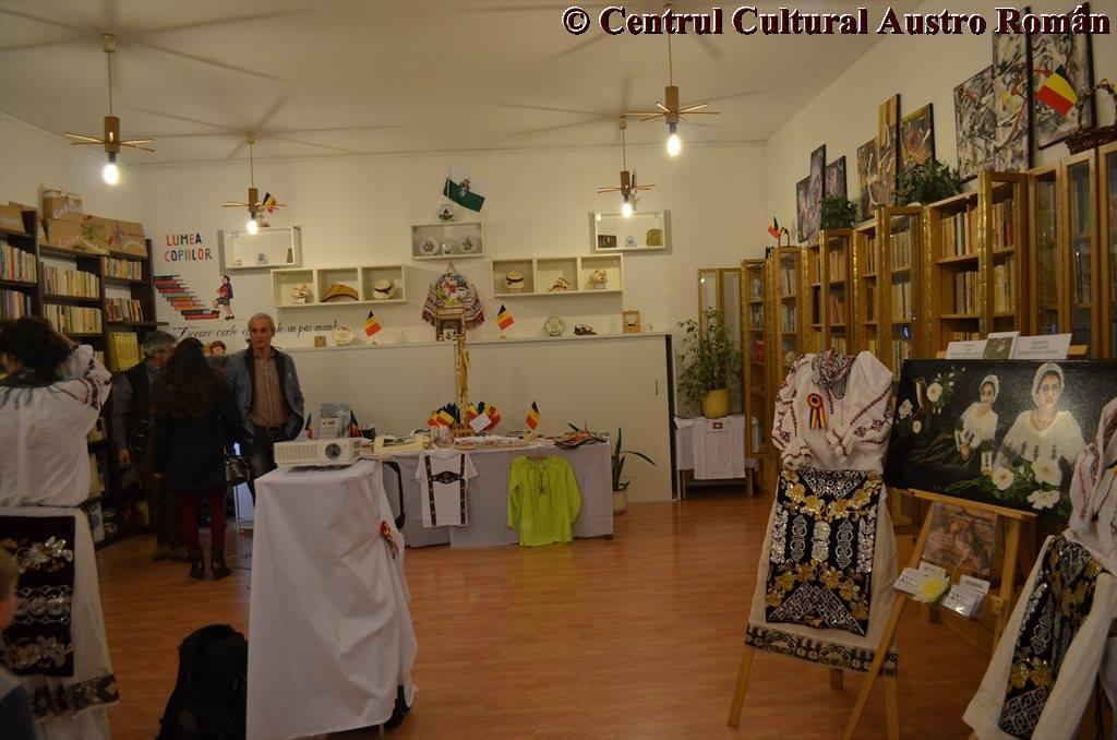 Deschiderea Centrului Cultural Austro Român /Tag der offenen Tür