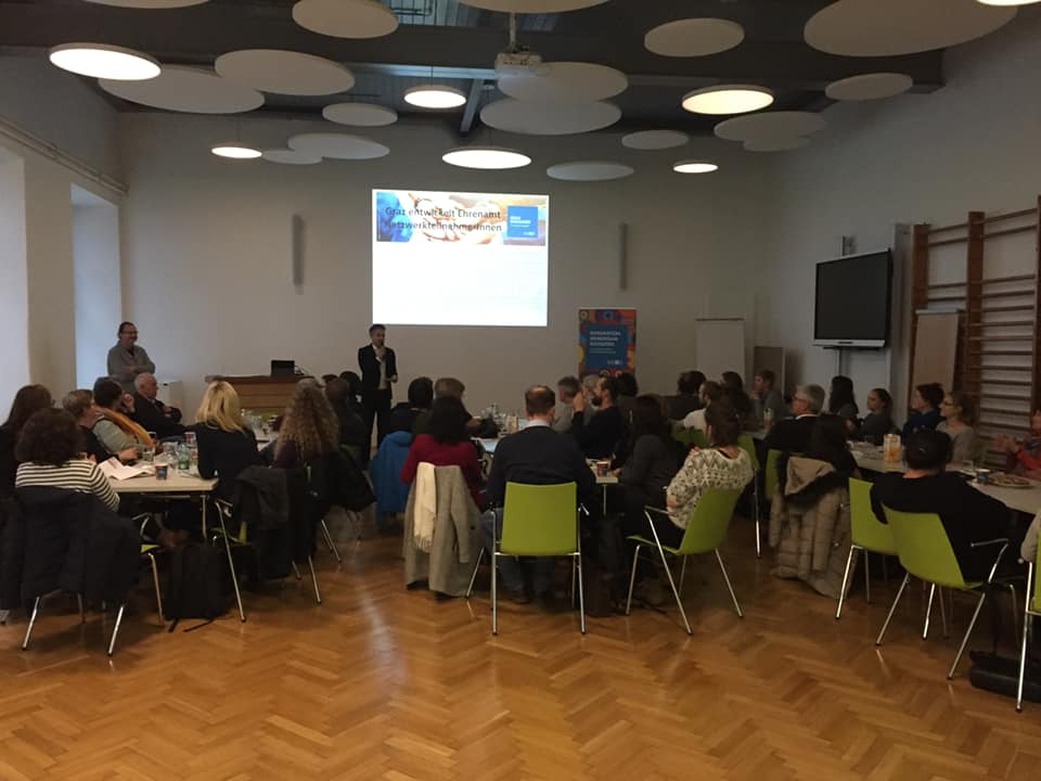 Conferinta si noi proiecte pentru asociatiile din Graz