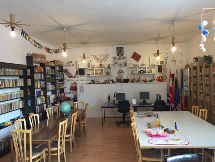 Centrul Cultural Austro Roman Graz-Septembrie 2016