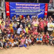 Misiune in Cambodgia